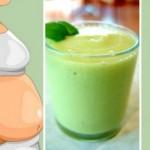 Domaći koktel za sagorijevanje masnih naslaga na stomaku i butinama.