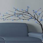 Zidne naljepnice – novi trend u uređenju doma (FOTO)