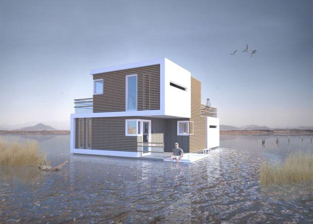 Kuća koja se razdvaja nakon razvoda