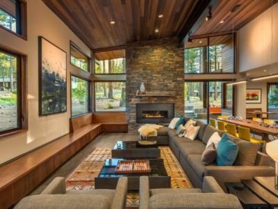 Sklad boja i materijala: Prekrasna kuća za odmor koju bi svako poželio imati (FOTO)