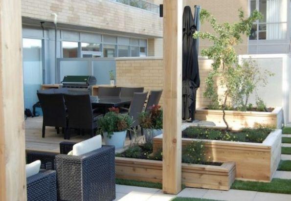 Ideja za udobno dvorište i terasa za uživanje: prelijepe baštenske ideje u ko...