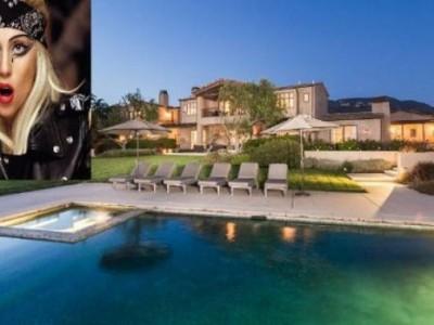 Zavirite u ekstravagantni dom Lejdi Gage
