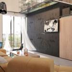 MALI STANOVI: Elegancija skrivena u stančiću od 29 m2! (FOTO)