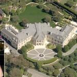 Novac ne može da kupi ukus: Petra Eklston i njena pretrpana palata (FOTO)