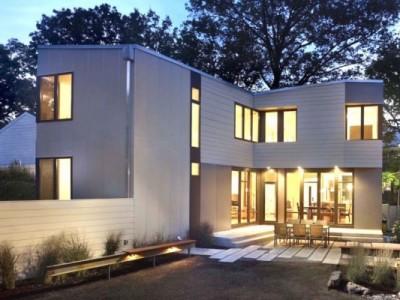 Pogledajte kako je ova prefabrikovana kuća podignuta za samo jedan dan