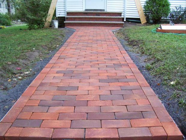 Kako da napravite stazu od cigala u dvorištu (FOTO)  KucaSnova.com