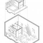 Mali stan sa maksimumom funkcionalnosti i stila (15)