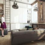 Mali stan sa maksimumom funkcionalnosti i stila (3)