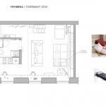 Mali stan sa maksimumom funkcionalnosti i stila (7)