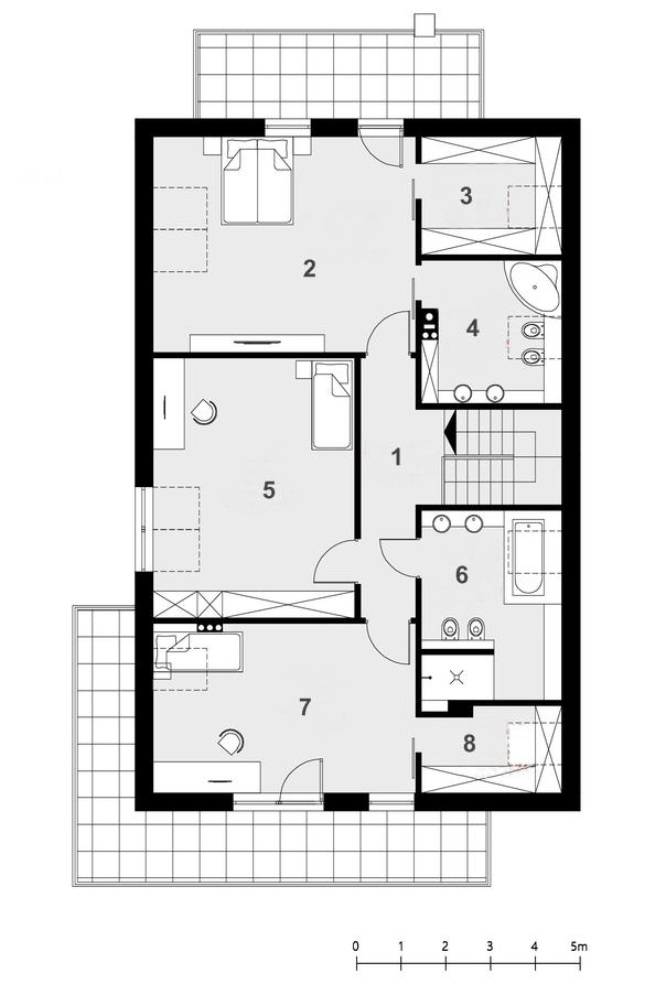 Raskošna kuća stvorena za uživanje (DETALJAN PLAN)  KucaSnova.com