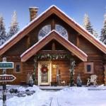 KUĆA IZ SNOVA: Zavirite u kuću Djeda Mraza