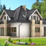 Šarmantna kuća za veliku porodicu (1)