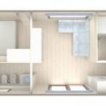 BIG BERRY mobilna kuća za 4 osobe 1