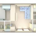BIG BERRY mobilna kuća za 6 osoba 1