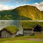 DA VAM OČI STANU: Bajkoviti zeleni krovovi Norveške (FOTO)