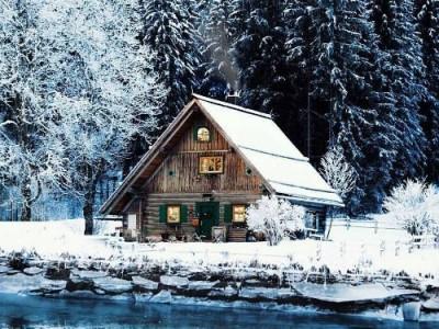 ZIMSKE OAZE: U ovim bismo čarobnim kolibama rado prespavali zimu