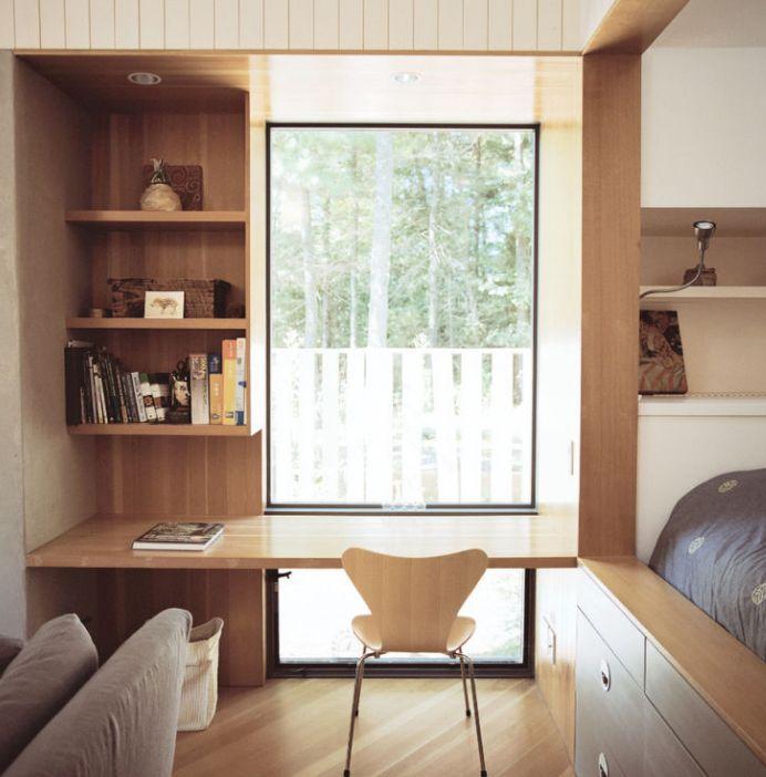Ku a snova korisni savjeti i ideje za ure enje doma Study table facing window