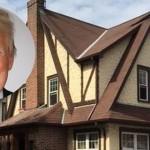 Pogledajte kako je izgledao dom Donalda Trumpa u djetinjstvu (FOTO)