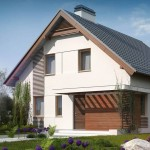 Štedljiva kuća Alpen od 160 M2 (FOTO)