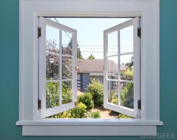 Obscure Glass Windows Opens Out : Kad vas pogodi nesreća bolest gubitak voljenih evo kako