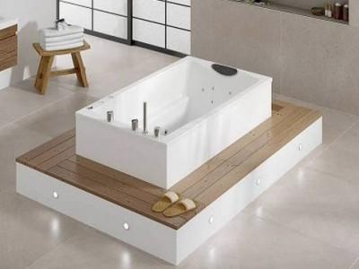 NAJLJEPŠE JAPANSKE KADE: duboke spa kade koje ćete poželjeti u svom kupatilu što prije