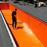 On je iskoristio brodski kontejner, a ovo što je napravio je BRILIJANTNO! (VIDEO)