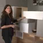 Kako sam stan od 12 kvadrata pretvorila u udoban dom u centru Pariza (VIDEO)