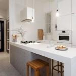 Jednosoban stan za dvoje: moderan i praktičan dom sa prelijepom kuhinjom (FOTO)