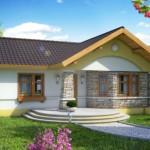 Kuća za tročlanu porodicu (1)