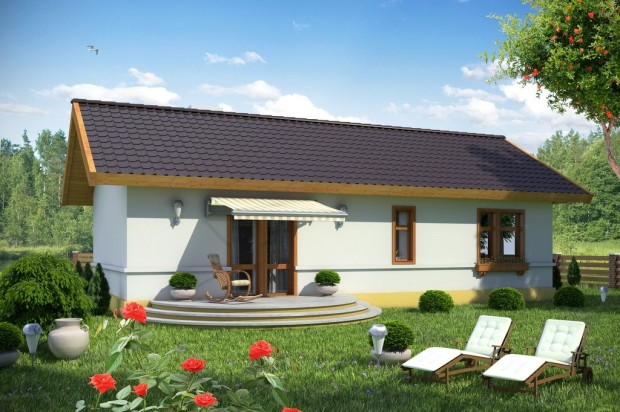 Kuća za tročlanu porodicu (2)