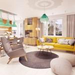 Dom četveročlane porodice: Genijalan stan od 145 kvadrata (FOTO)