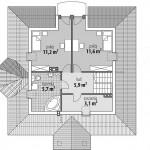 kuća sa potkrovljem (4)
