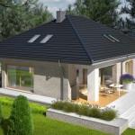 KUĆA IZ SNOVA: Predivna prizemna kuća sa 3 spavaće sobe i tavanom (DETALJAN PLAN)
