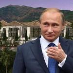MEGA KUĆA RUSKOG PREDSJEDNIKA: Pogledajte novu vilu Vladimira Putina (FOTO)