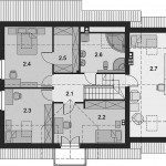 Divna kuća sa potkrovljem i garažom (14)