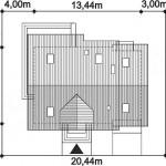 Divna kuća sa potkrovljem i garažom (15)