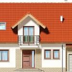 Divna kuća sa potkrovljem i garažom (16)
