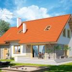 Divna kuća sa potkrovljem i garažom (3)