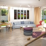 Divna kuća sa potkrovljem i garažom (5)