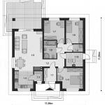 Predivna prizemnica sa 3 spavaće sobe (14)