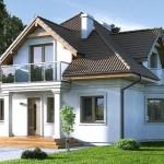 KUĆA IZ SNOVA: Prelijepa kuća sa 4 sobe i velikom terasom (UNUTRAŠNJOST + DETALJAN PLAN)