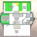 Rotirajući kamper koji se transformiše u mali stan (20)