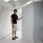 Rotirajući kamper koji se transformiše u mali stan (4)