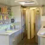 Rotirajući kamper koji se transformiše u mali stan (9)