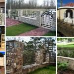 SAVRŠENSTVO: Ideje kako da napravite kamene ograde u svom dvorištu!