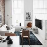 Prostor u skladu s trendovima: Cool stan od 47 kvadrata (FOTO)