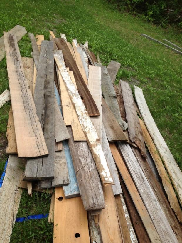 Drveni stolovi (2)