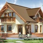 Krasna kuća sa potkrovljem (1)