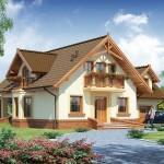 Krasna kuća sa potkrovljem (3)