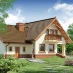 Krasna kuća sa potkrovljem (4)